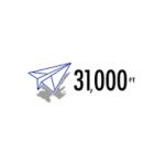 31 000 FT